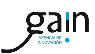 Web Axencia Galega de Innovación de la Xunta de Galicia