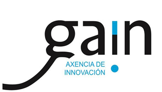 Web Agencia Gallega de Innovación GAIN