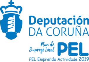 Logotipo Deputación da Coruña