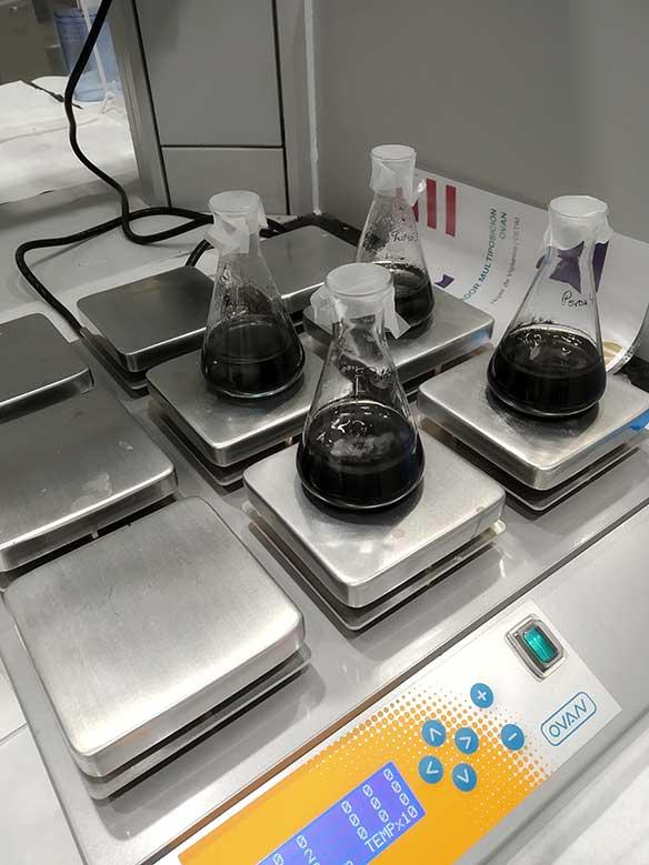 ENSO obtiene los primeros resultados del proyecto BIOCHARMB en investigación de biochar para tratamiento de aguas residuales