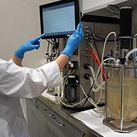 Primeros resultados de las investigaciones del proyecto BIOPOL en producción de biopolímeros a partir de subproductos de industria láctea